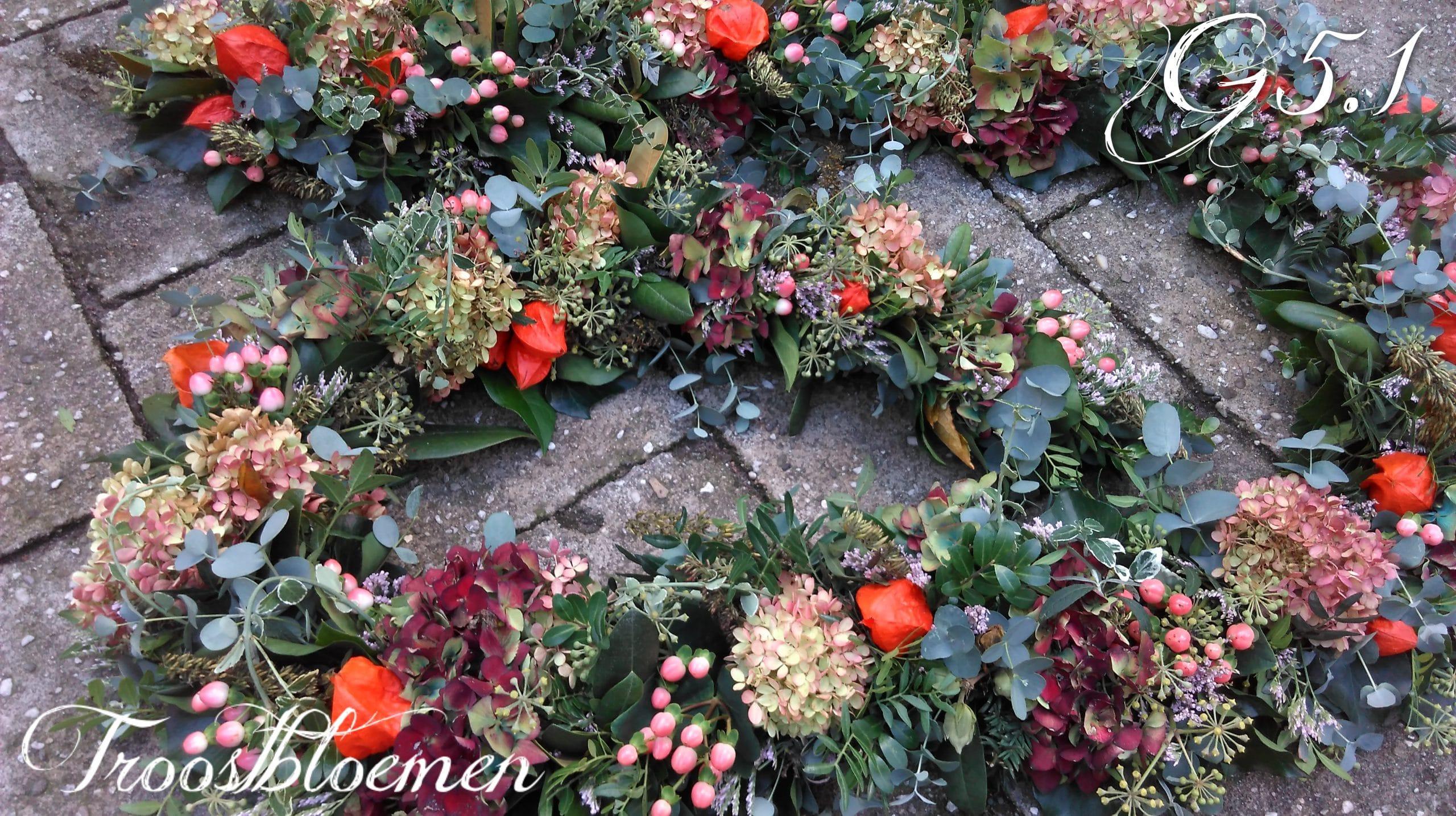guirlande bloemenslinger